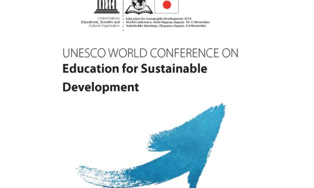 Nagoya Declaration on ESD (2014)