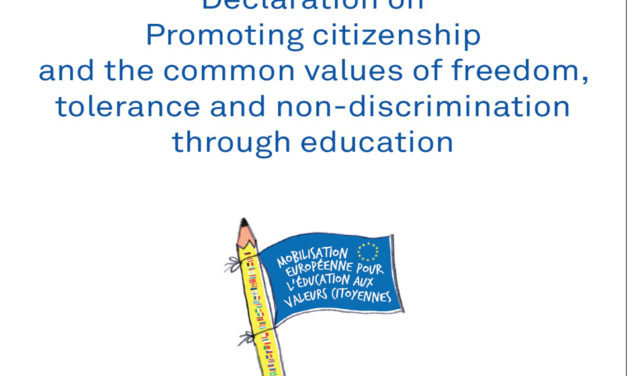 EU Declaration on Promoting citizenship through education (2015)