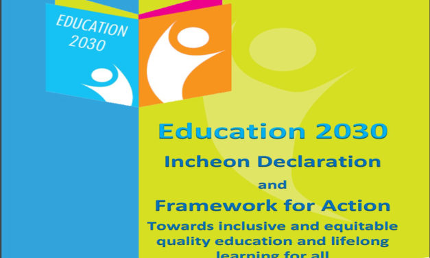 Incheon declaration & framework for action