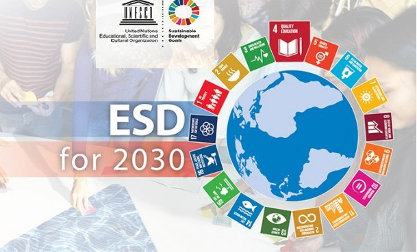UNESCO: Education for Sustainable Development beyond 2019 (2019)