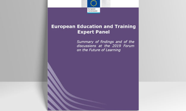 European Education & Training Expert Panel Report