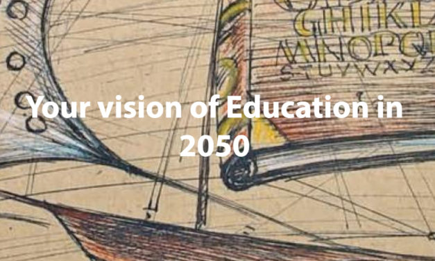 Top 3 challenges and purposes of education by 2050