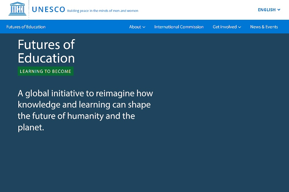 Futures of Education initiative / UNESCO