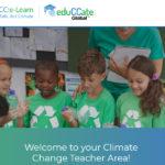UN Climate Change Teacher Academy platform