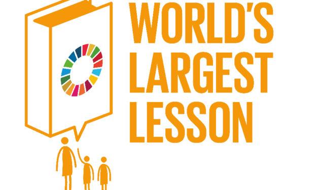 World's Largest Lesson