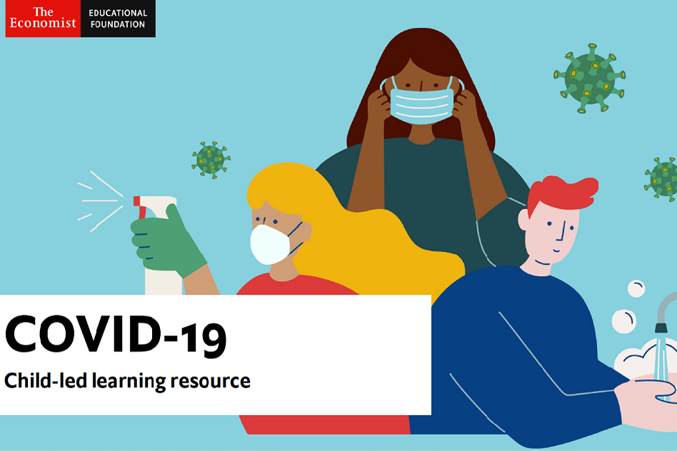 Covid-19 resource that develops students' media literacy