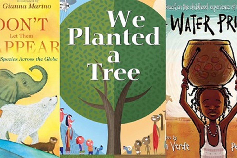 25 Children's books about the environment