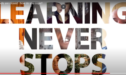 Learning never stops UNESCO Campaign