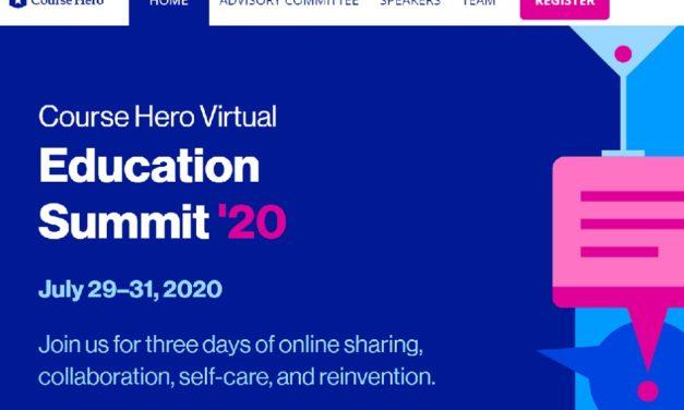 Free Course Hero Virtual Education Summit