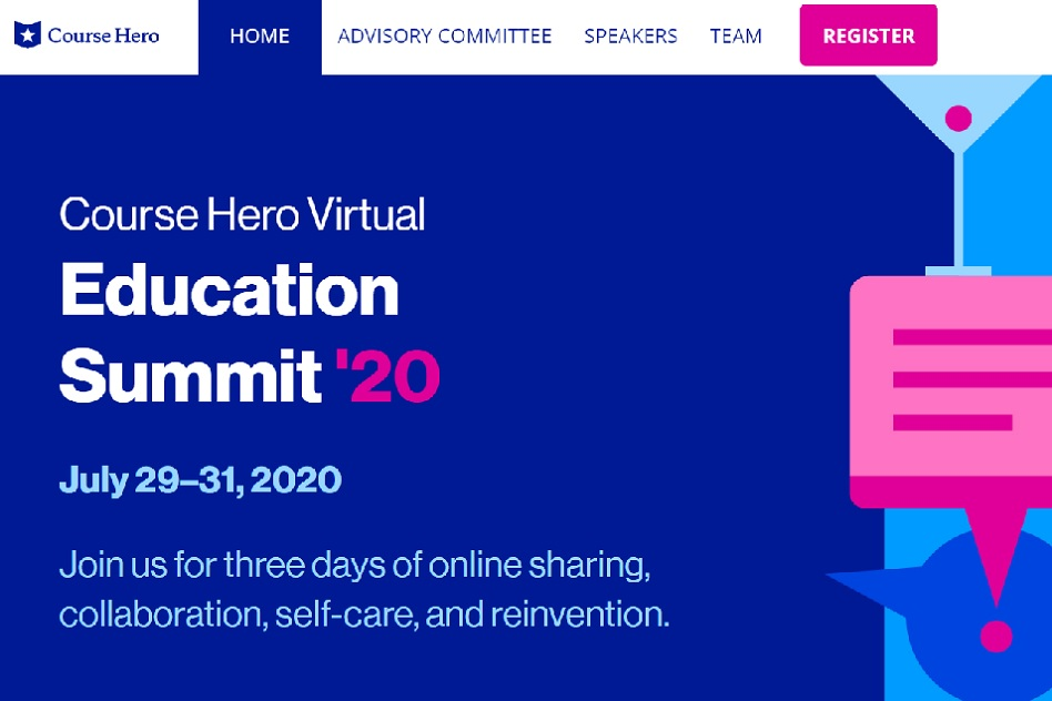 Free Course Hero Virtual Education Summit