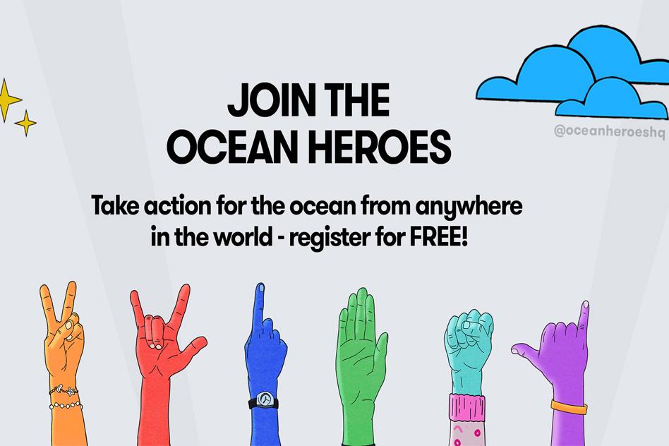 Ocean Heroes Virtual BOOTCAMP