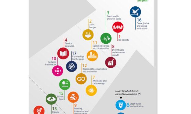 EU progress towards the SDGs