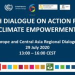 8th Action for Climate Empowerment (ACE) Dialogue