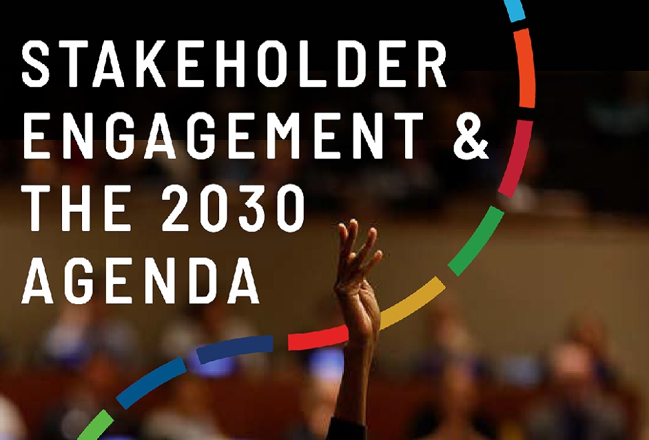 Stakeholder Engagement and the 2030 Agenda