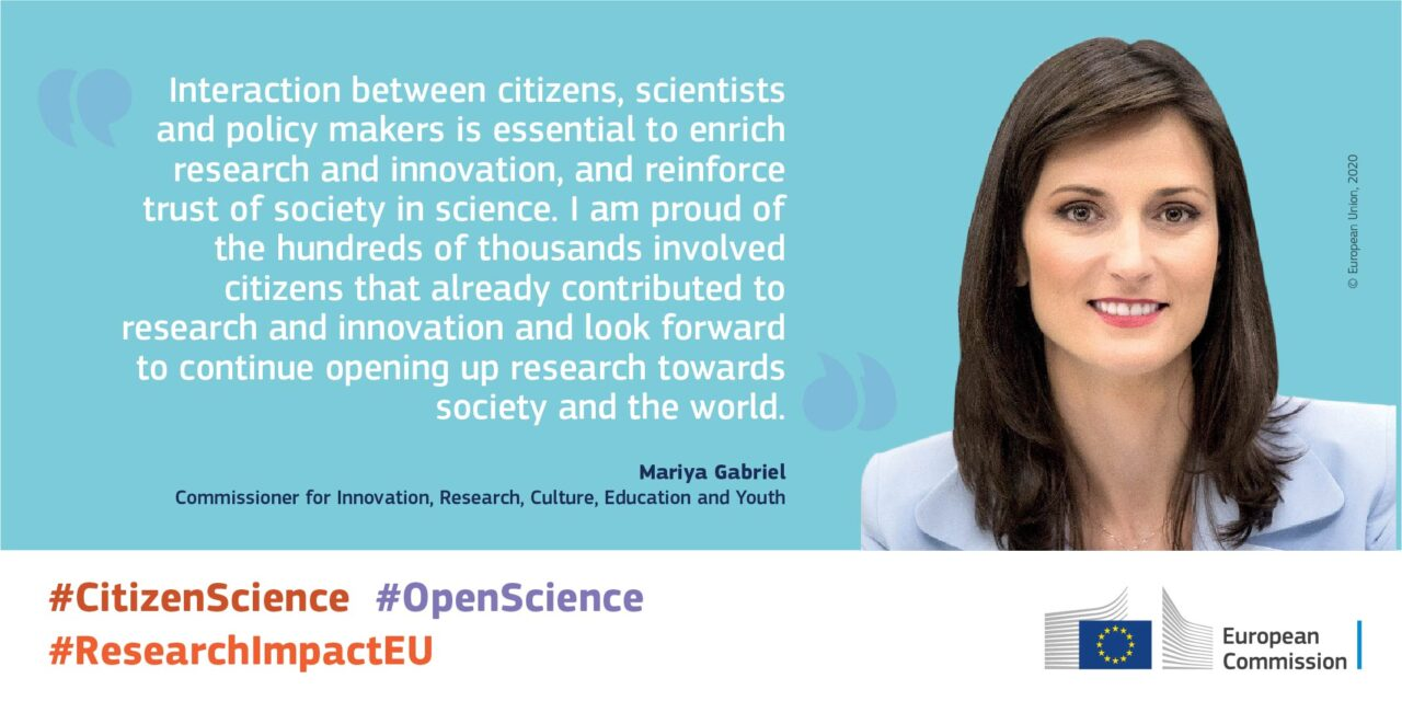 Citizen Science: Research & Innovation through participation