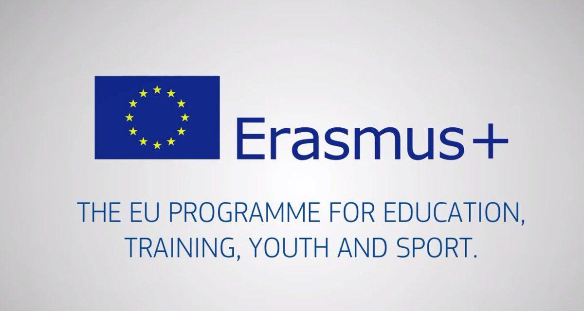 Two new ERASMUS+ calls open till 29 October