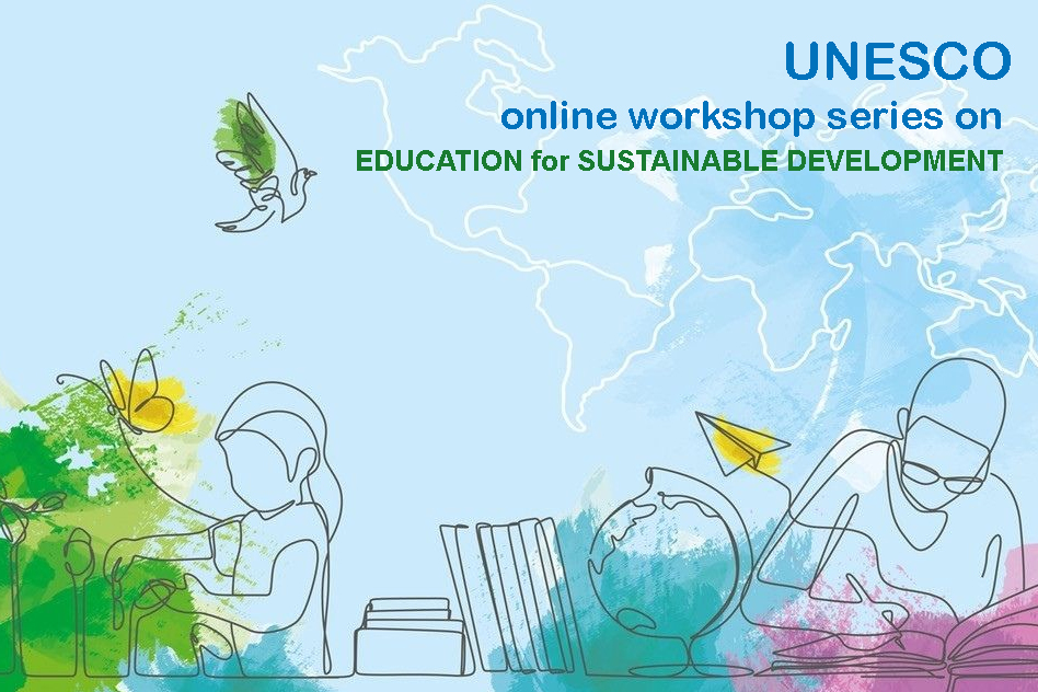 UNESCO online workshop series on ESD