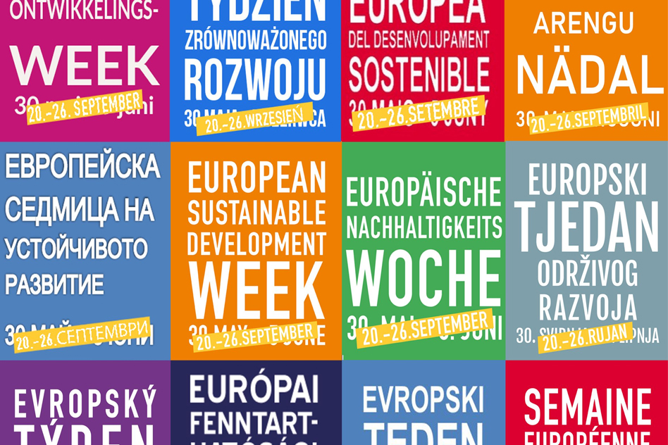 European Sustainable Development Week