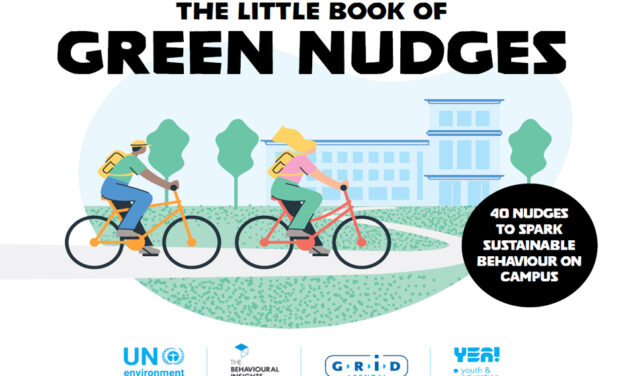 The Little Book of Green Nudges