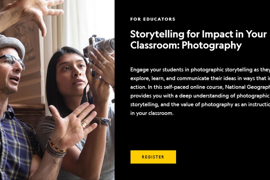 Storytelling for impact