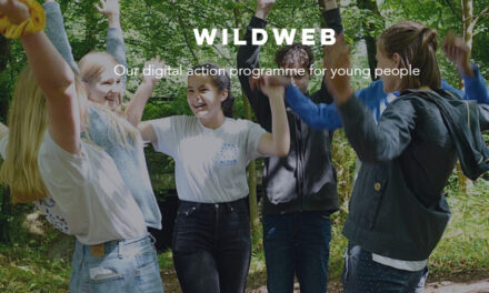 WildWeb: Digital Action Tool for young people