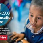 2020 UNESCO ICT in education Prize