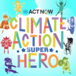 Climate Action Superheroes