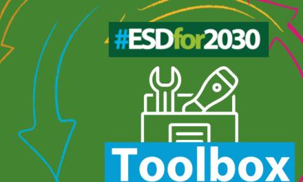 #ESDfor2030 UNESCO's Roadmap & Toolbox