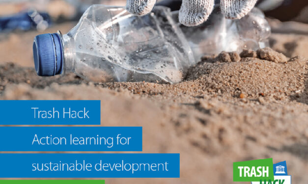 UNESCO's Trash Hack: Action Learning for SD