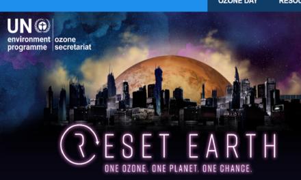 RESET EARTH