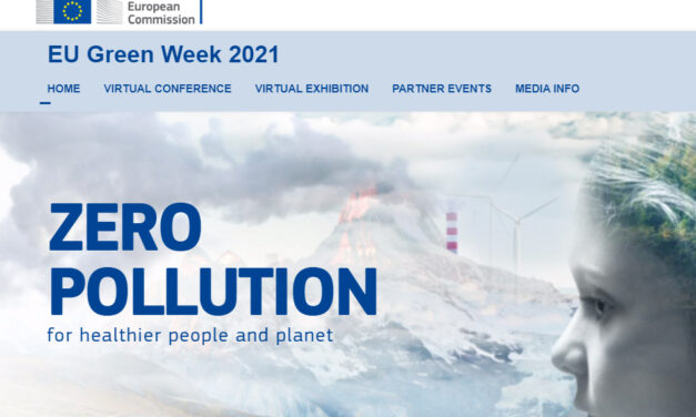 EU Green Week 2021 targets Zero Pollution