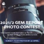 2021 GEM Report Photo Contest