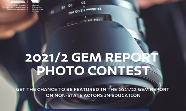 2021 GEM Report Photo Contest