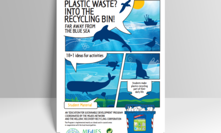 18+1 ideas for activities with students on plastic waste