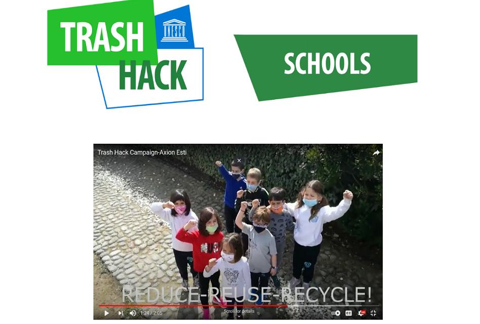 Get inspired by Trash_Hack schools stories