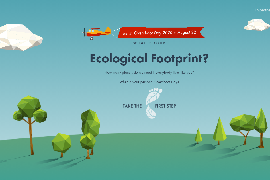What is your ecological footprint?