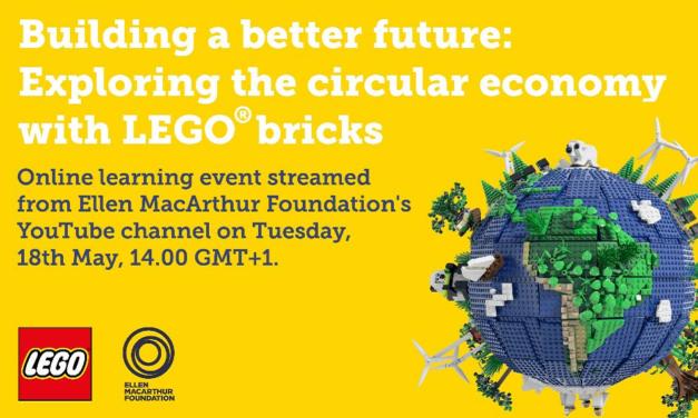 Exploring circular economy with lego bricks