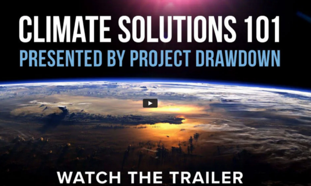 Climate Solutions 101, by Project Drawdown