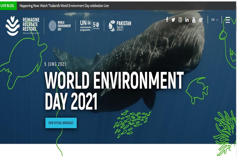 WED 2021 # Generation Restoration