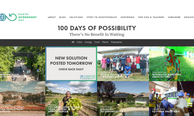 100 Days of Possibility!