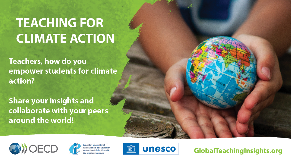 Teaching for Climate Action Platform