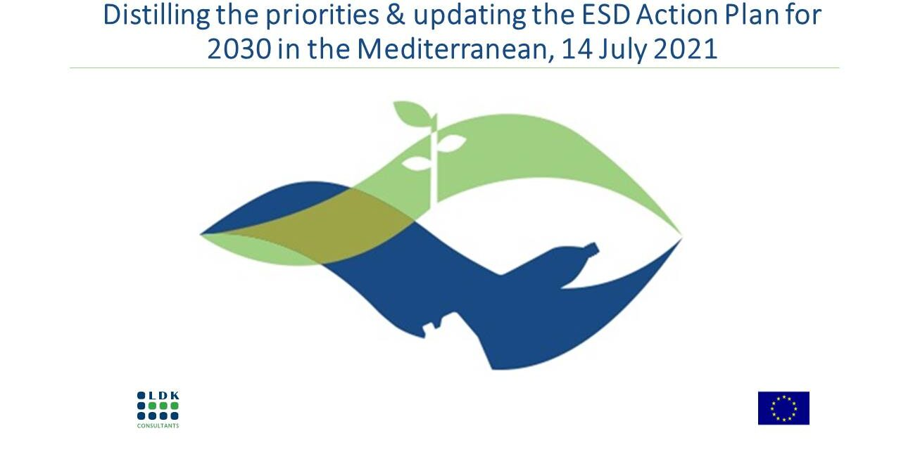 Regional Training on ESD, 14 July 2021