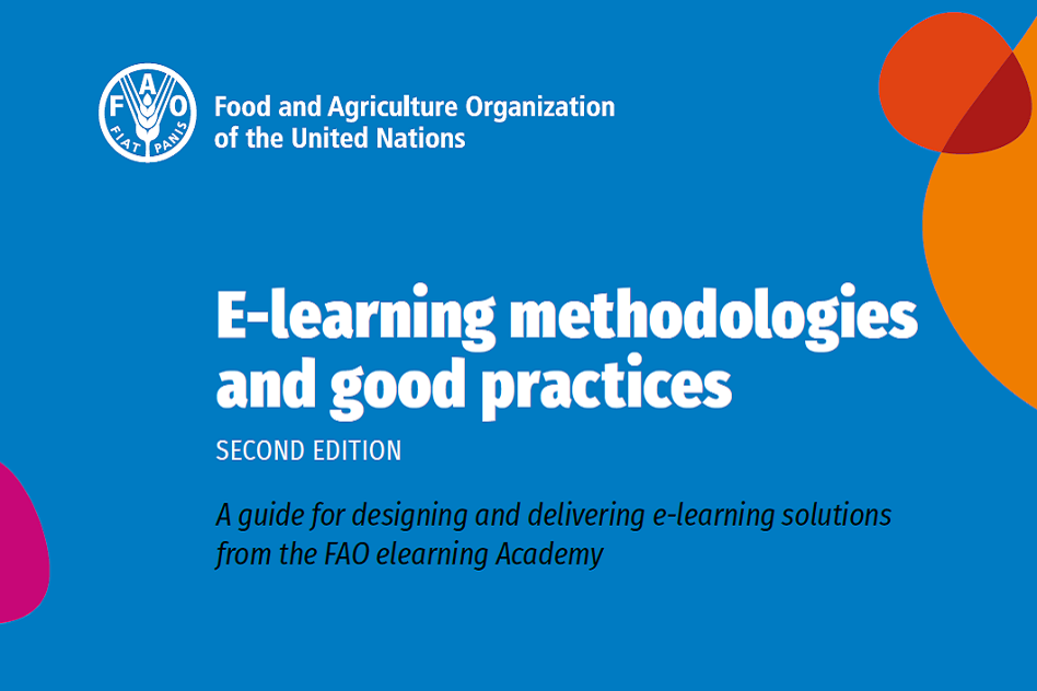 A guide on e-learning by FAO