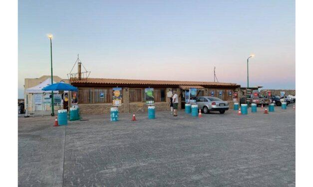 Exhibition on Marine Litter travels to Zakynthos