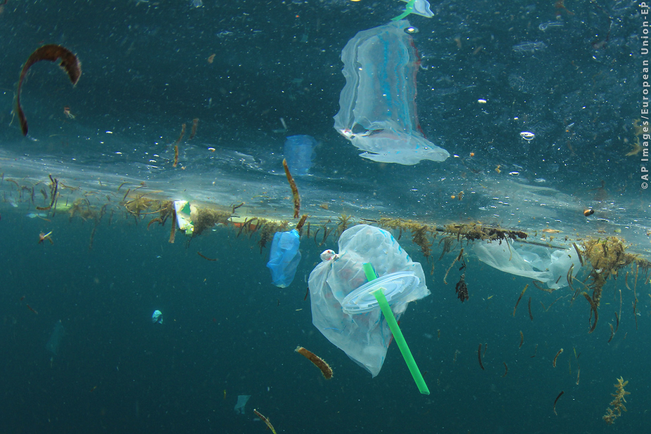 Plastic waste & recycling in EU: facts & figures