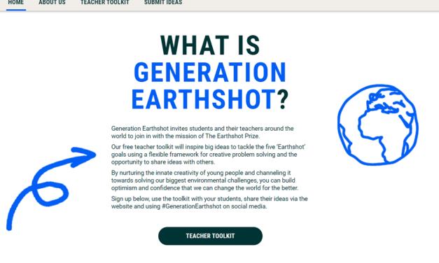 Generation earthshot