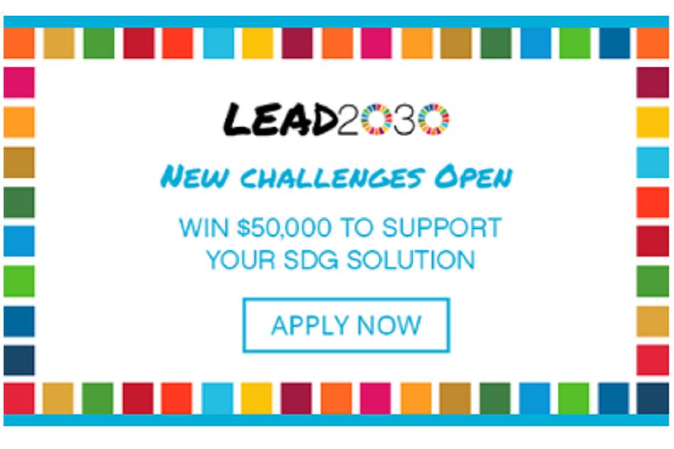 #Lead2030: Next Generation changemakers