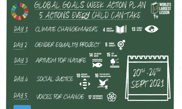 2021 SDGs Week, 17-28 September