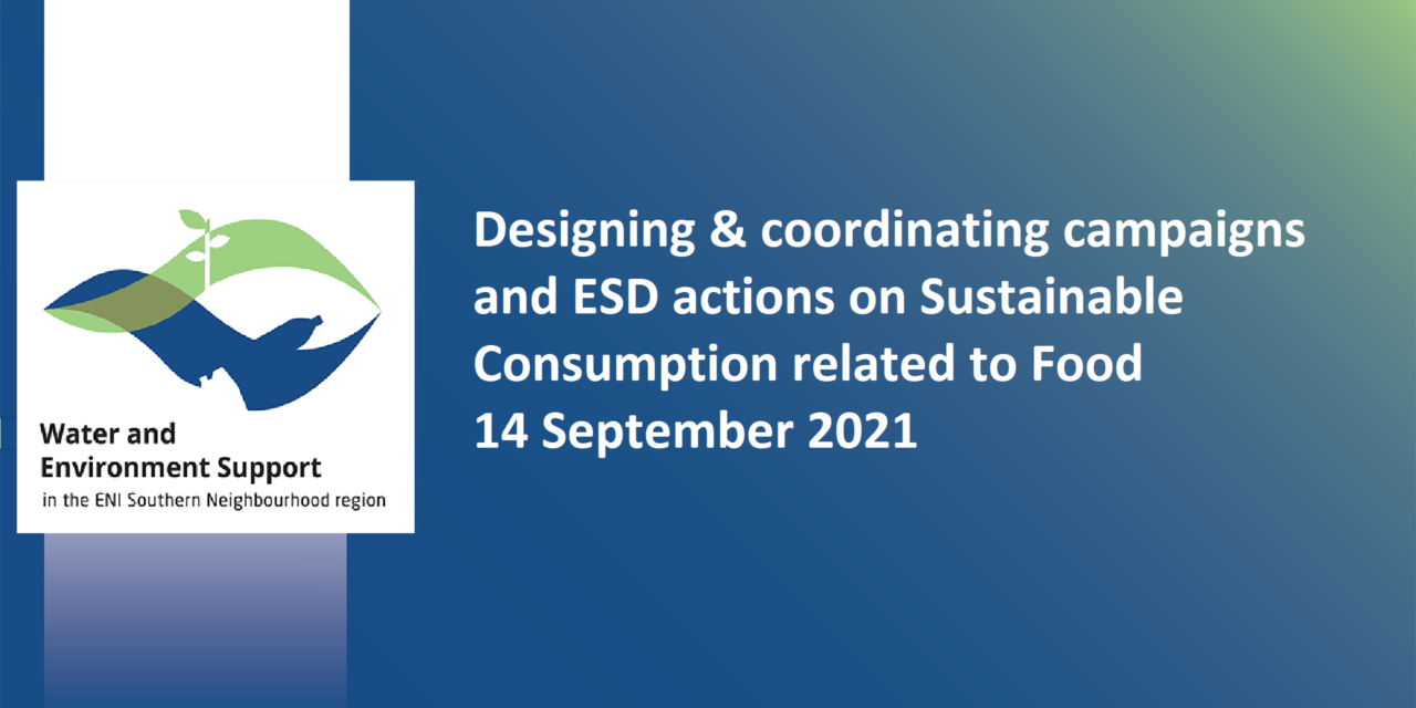 Designing ESD Actions on Sustainble Food Consumption