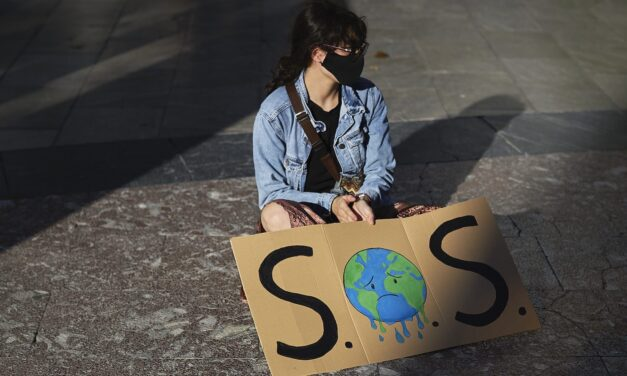 Climate change: Young people are very worried